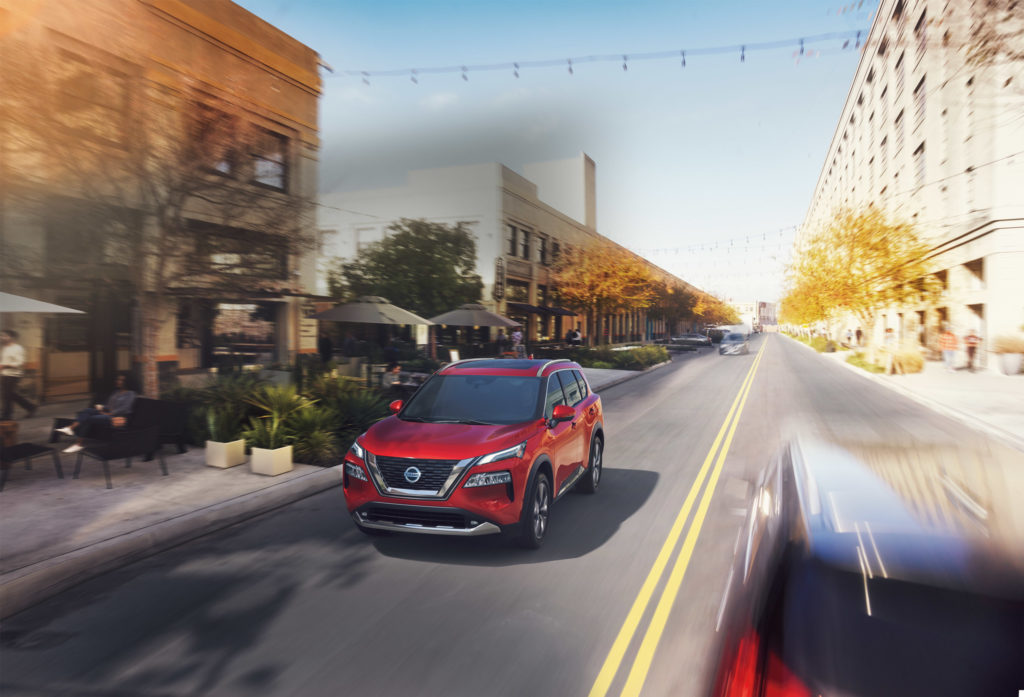 2021 Nissan Rogue in Toronto, ON